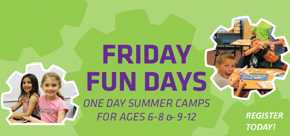 One day summer camps at The Works Museum in Minnesota