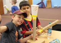 science camp kids museum