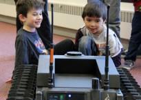Family Robotics Day Event in MN. Robotics for kids