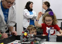 Family Robotics Day Event in MN. Robotics for kids