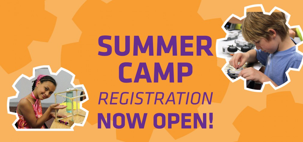 summer camp registration slider