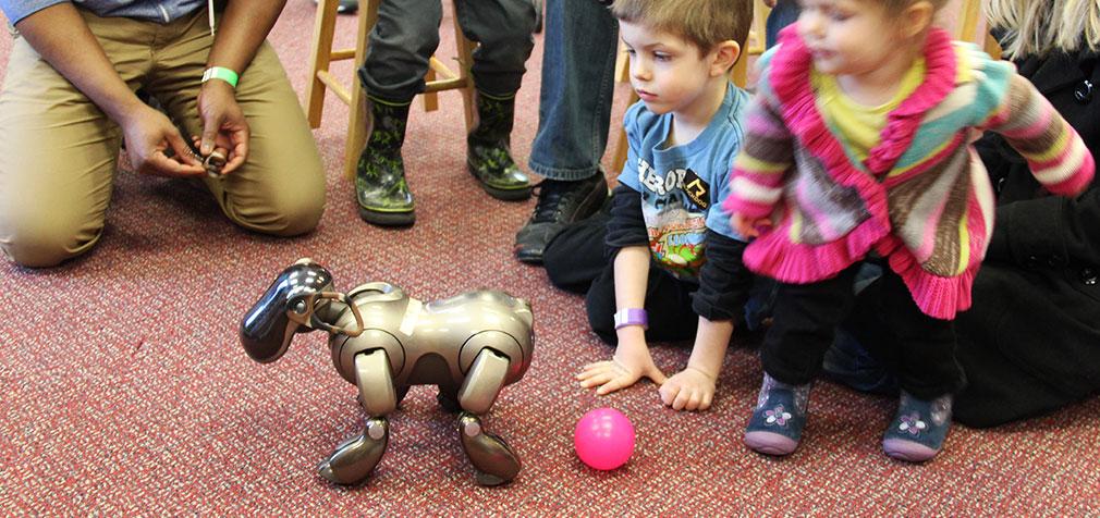 Family Robotics Day Event in Minnesota